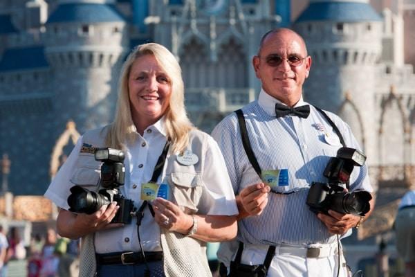Sessões de Retrato Profissionais da Disney
