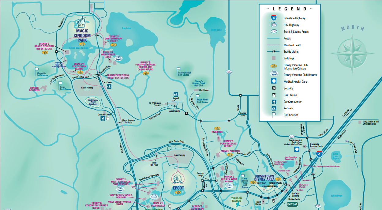 Disney World Maps Printable Search Results Calendar 2015