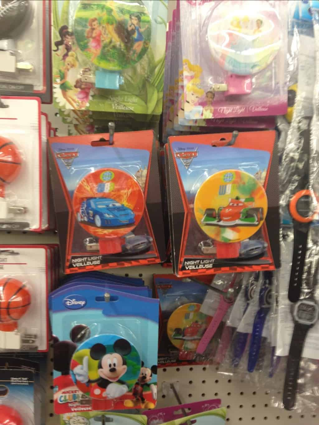 Prepping for a Disney trip at The Dollar Tree from WDWPrepSchool.com