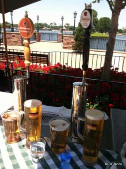 Drinking your way through Disney World