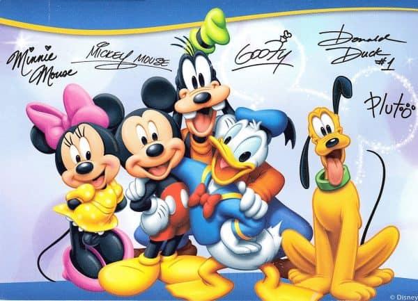 mickeypostcard