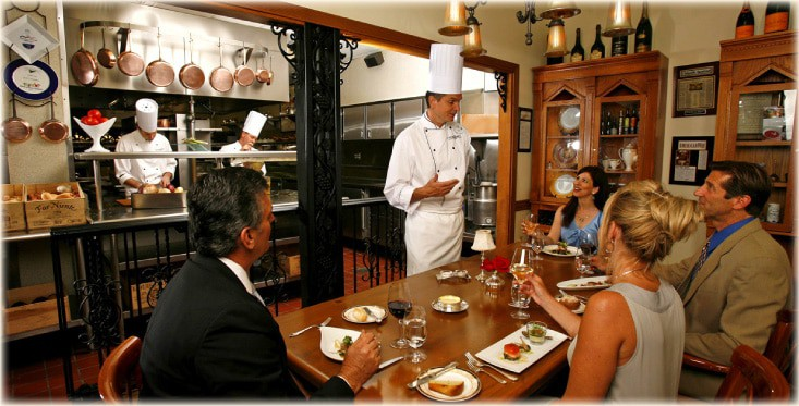 Grand Floridian Villas - Victorias and Alberts Chef's Table (dinner)