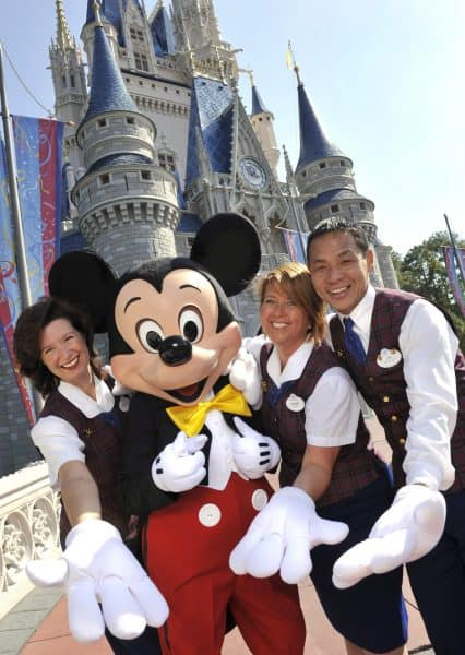 Walt Disney World VIP Tour Guides Make Magic for Guests from Around the World