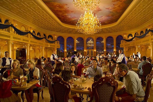 Pros and cons of all Magic Kingdom restaurants - Be Our Guest (breakfast)