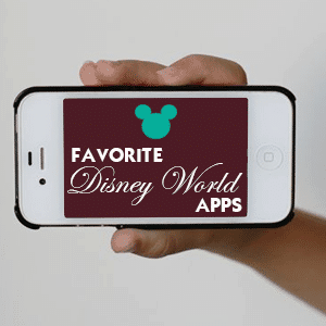 Favorite Disney World apps