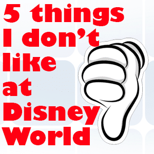5 things I dont like at Disney World   PREP016 from WDWPrepSchool.com
