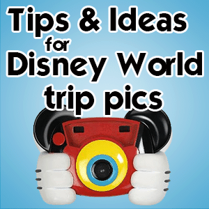 Photography ideas and tips for your Disney World trip from @WDWPrepSchool