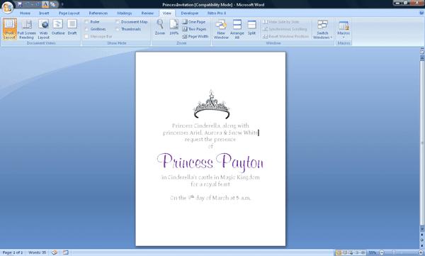 princessscreenshot