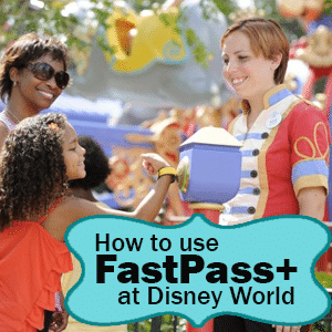 How to use FastPass Plus at Disney World