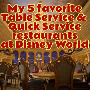 My favorite restaurants at Disney World   PREP023 from @WDWPrepSchool