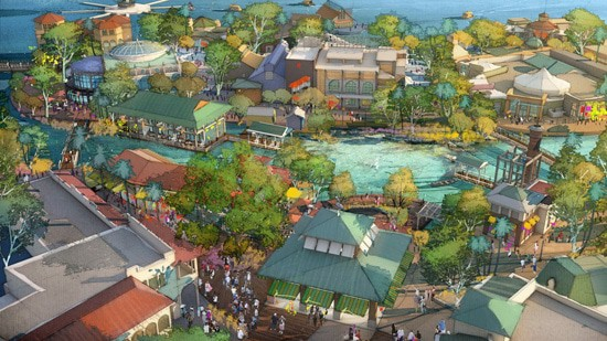 Disney Springs Town Center