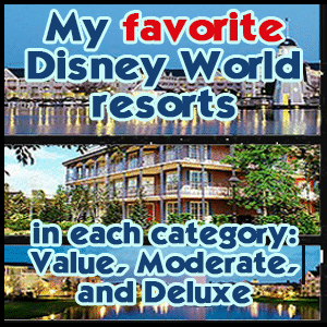 My favorite WDW resorts in each category   PREP024 from @WDWPrepSchool