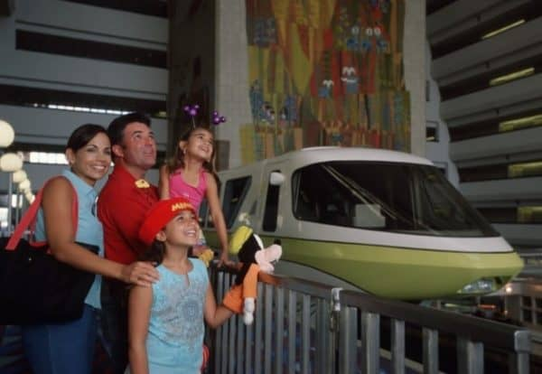 tour disney world resorts