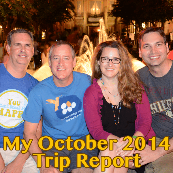 My October trip report   PREP061 from WDWPrepSchool.com