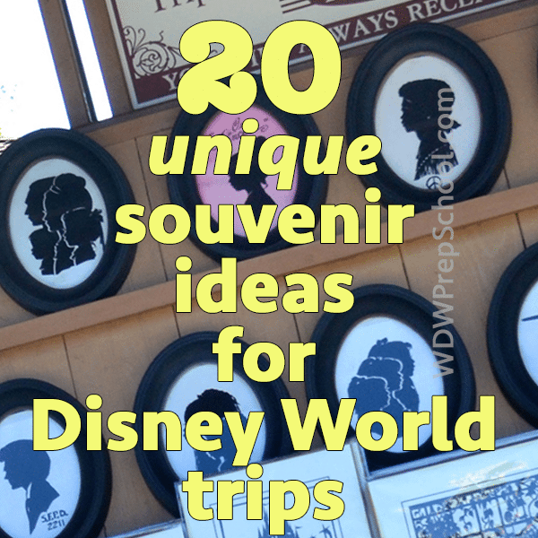 20 unique Disney souvenirs