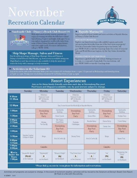 Beach_and_yacht_club_recreational_calendar