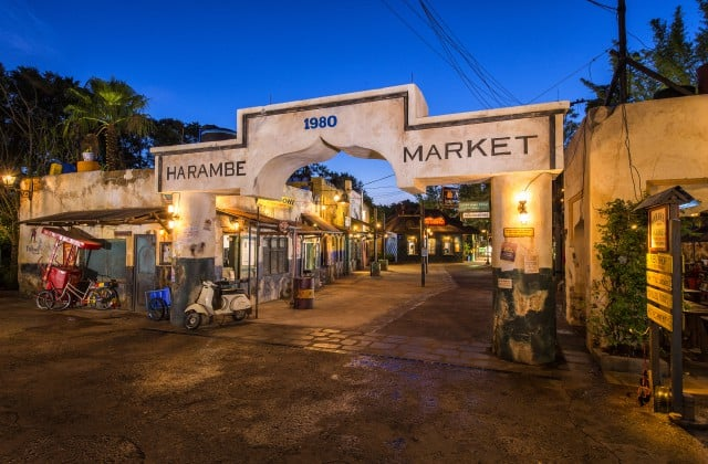 The pros and cons of all Animal Kingdom restaurants - Harambe Marketplace (lunch)