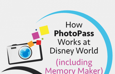 How PhotoPass and Memory Maker works at Disney World