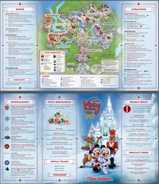 Mickeys Very Merry Christmas Party Merchandise.Guide To Mickey S Very Merry Christmas Party For 2017