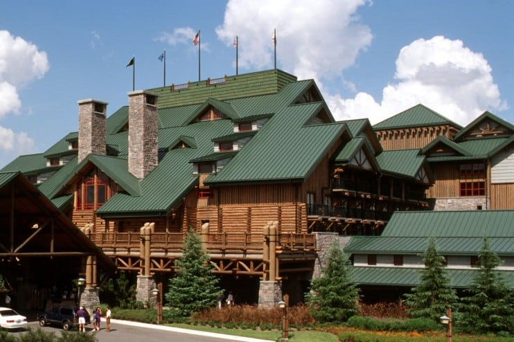 Boulder Ridge Villas (formerly Villas at Wilderness Lodge)