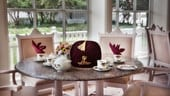Grand Floridian Villas - Afternoon Tea at Garden View Tea Room