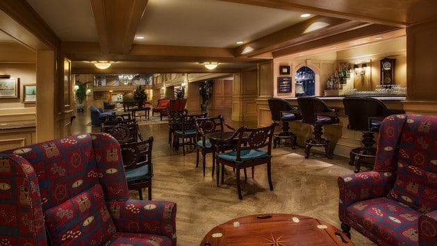 The pros and cons of all Epcot-area restaurants - Ale and Compass Lounge (breakfast)