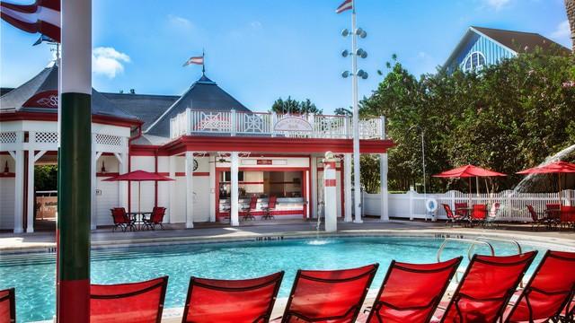 Saratoga Springs Resort - Backstretch Pool Bar