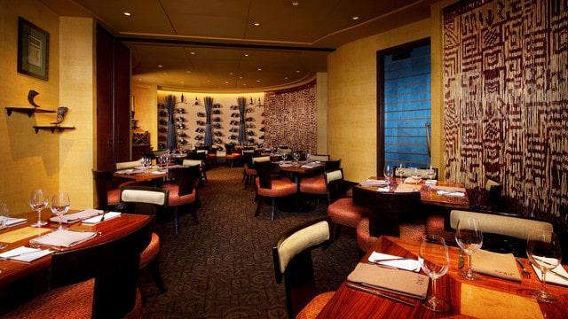 Sanaa (dinner) - Cape Town Lounge and Wine Bar