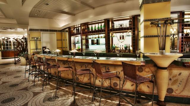 Grand Floridian Villas - Citricos Lounge