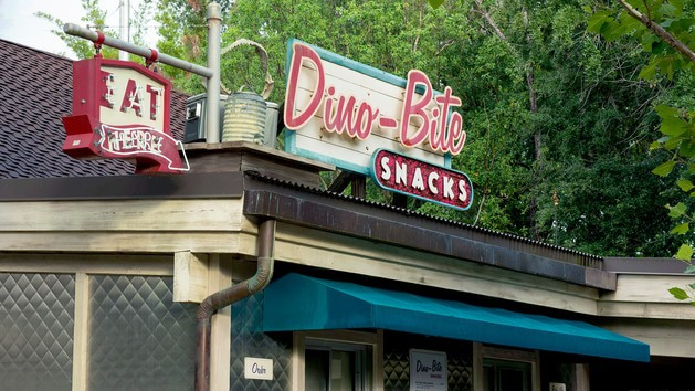 The pros and cons of all Animal Kingdom restaurants - Dino Bite Snacks