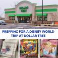 Prepping for a Disney World Trip at Dollar Tree | WDWPrepSchool