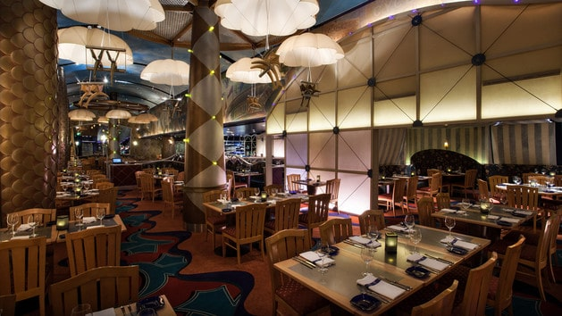 The pros and cons of all Epcot-area restaurants - Flying Fish (dinner)