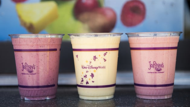 Disney Springs restaurants and dining - Joffrey's Handcrafted Smoothies – West Side