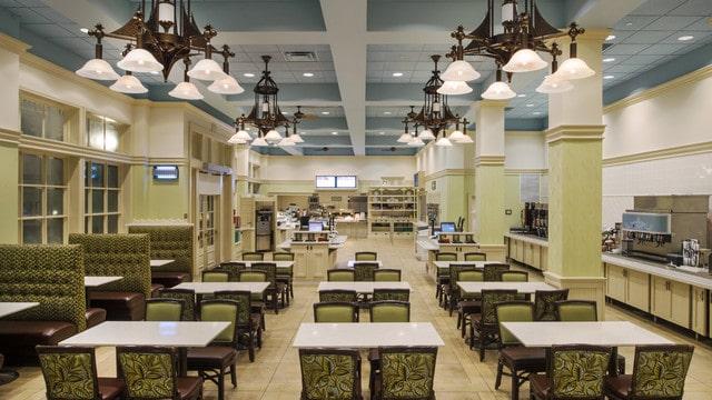 Grand Floridian Villas - Gasparilla Grill (breakfast)