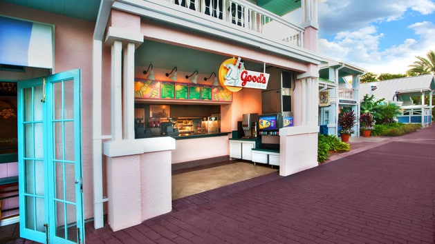 Old Key West - Good's Food to Go (dinner)