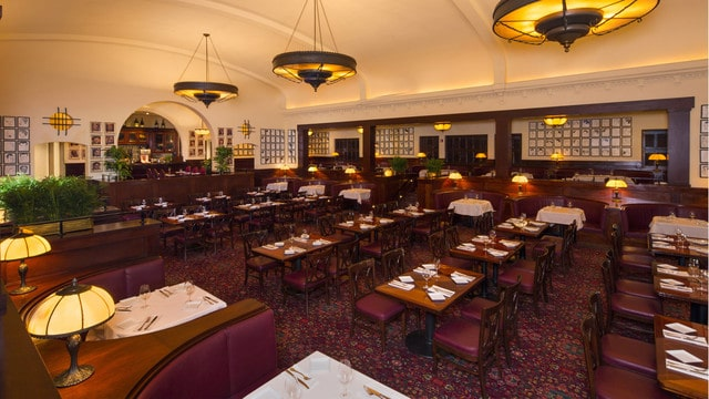 WDW Prep's top Table Service restaurants at Disney World - Hollywood Brown Derby (dinner)