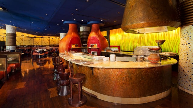 WDW Prep's top Table Service restaurants at Disney World - Jiko – The Cooking Place (dinner)