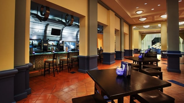 The pros and cons of all Epcot-area restaurants - Lobby Lounge (breakfast)