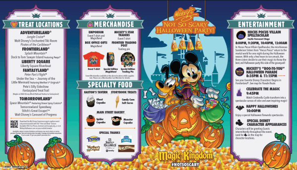 Mickey's Not So Scary Halloween Party 2015