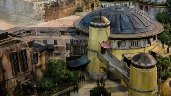 Information on the new Star Wars land at Disney's Hollywood Studios