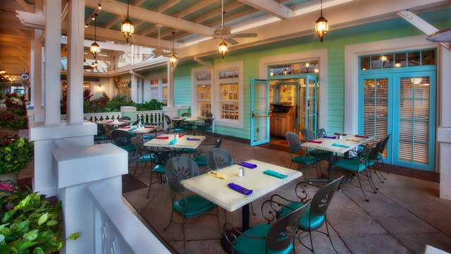 Old Key West - Olivia's Cafe (breakfast)