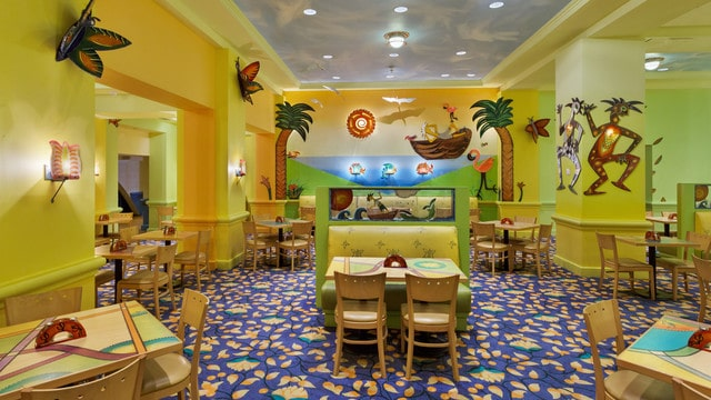 The pros and cons of all Epcot-area restaurants - Picabu (breakfast)