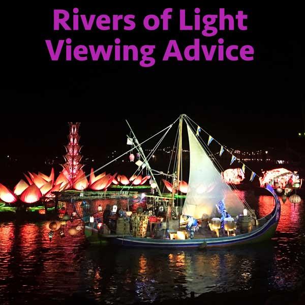 Rivers of Light viewing advice   Animal Kingdom