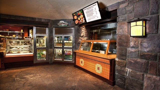 The pros and cons of all Magic Kingdom-area resort restaurants - Roaring Fork (breakfast)