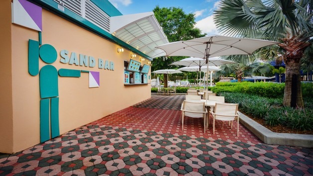 The pros and cons of all Magic Kingdom-area resort restaurants - The Sand Bar