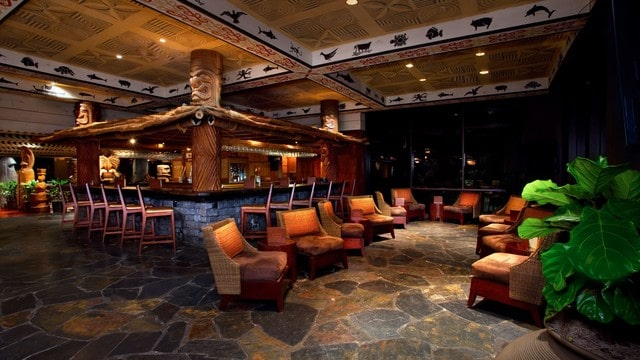 The pros and cons of all Magic Kingdom-area resort restaurants - Tambu Lounge