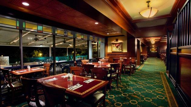 Saratoga Springs Resort - Turf Club Bar and Grill (dinner)