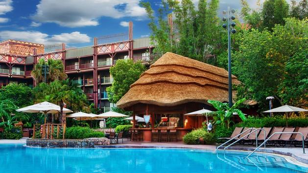 Sanaa (dinner) - Uzima Springs Pool Bar