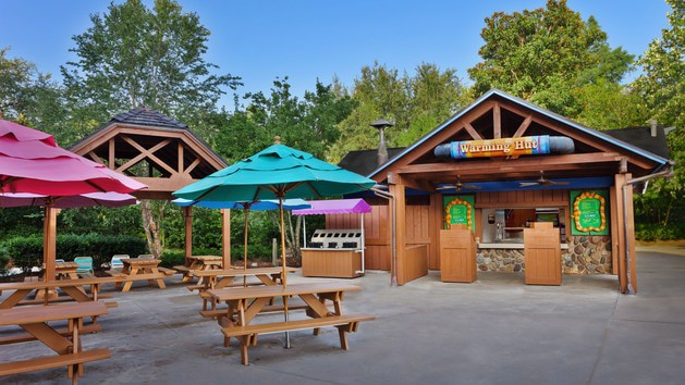 Complete guide to Blizzard Beach (including rides, dining, and tickets) - Warming Hut (lunch)