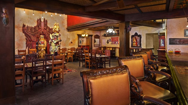 The pros and cons of all Animal Kingdom restaurants - Yak and Yeti Restaurant (lunch)